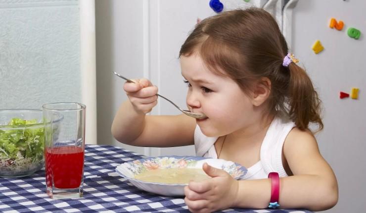 польза риса для ребенка