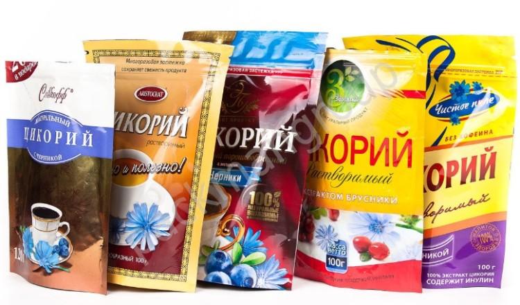 цикорий - заменитель кофе