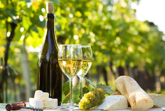 белое вино при гастрите