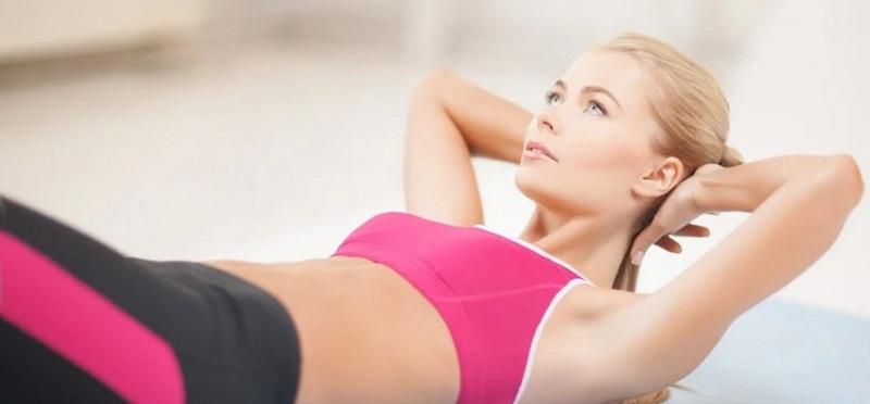 упражнения чтобы выгнать газы