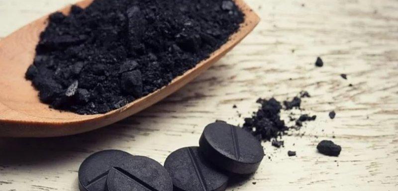 активированный уголь при метеоризме