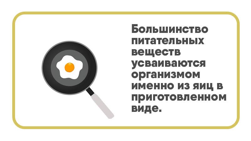 Яйца при гастрите и язве